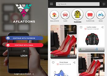 Aflatoon App